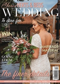 Issue 84 of Your Herts and Beds Wedding magazine