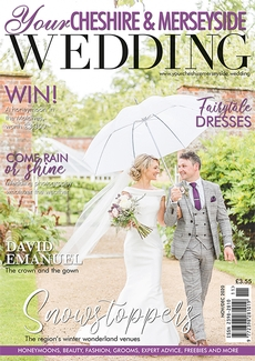 Issue 54 of Your Cheshire & Merseyside Wedding magazine