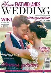 Subscribe to Your East Midlands Wedding magazine