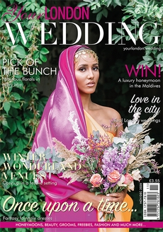 Issue 74 of Your London Wedding magazine