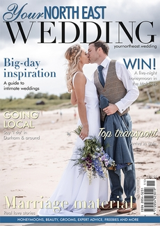 Issue 41 of Your North East Wedding magazine
