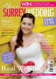Your Surrey Wedding - Issue 17