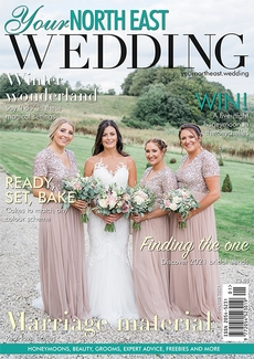 Issue 42 of Your North East Wedding magazine