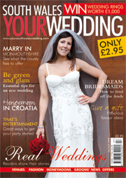Your South Wales Wedding - Issue 8