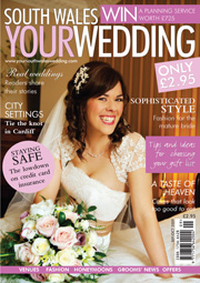 Your South Wales Wedding - Issue 9