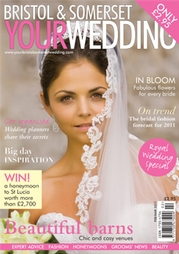 Your Bristol and Somerset Wedding - Issue 21