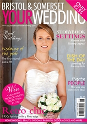 Your Bristol and Somerset Wedding - Issue 23