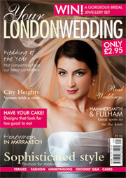 Your London Wedding - Issue 7