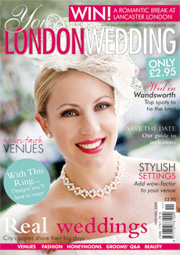 Your London Wedding - Issue 8
