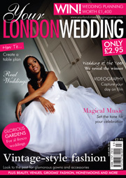 Your London Wedding - Issue 10