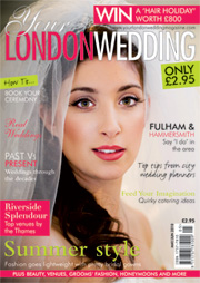 Your London Wedding - Issue 11