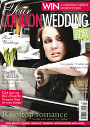 Your London Wedding - Issue 12