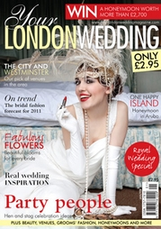 Your London Wedding - Issue 15