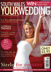 Your South Wales Wedding - Issue 13