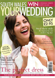 Your South Wales Wedding - Issue 14
