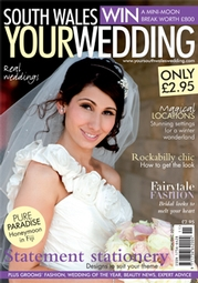 Your South Wales Wedding - Issue 16