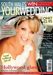 Your South Wales Wedding - Issue 17