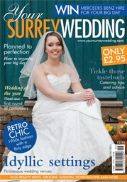 Your Surrey Wedding - Issue 29