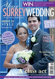 Your Surrey Wedding - Issue 30