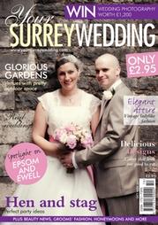 Your Surrey Wedding - Issue 31