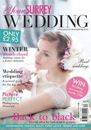 Your Surrey Wedding - Issue 32