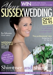 Your Sussex Wedding - Issue 29