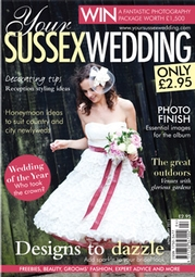 Your Sussex Wedding - Issue 30
