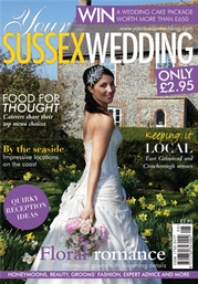 Your Sussex Wedding - Issue 32