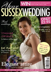 Your Sussex Wedding - Issue 33