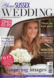 Your Sussex Wedding - Issue 34