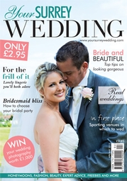 Your Surrey Wedding - Issue 34