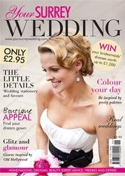 Your Surrey Wedding - Issue 35
