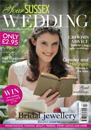 Your Sussex Wedding - Issue 35