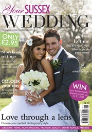 Your Sussex Wedding - Issue 37