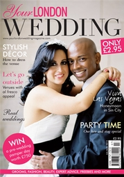 Your London Wedding - Issue 24