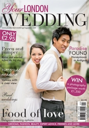 Your London Wedding - Issue 25