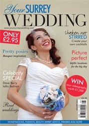 Your Surrey Wedding - Issue 36
