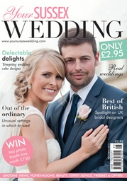 Your Sussex Wedding - Issue 38