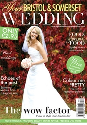 Your Bristol and Somerset Wedding - Issue 31