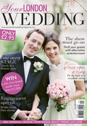 Your London Wedding - Issue 27