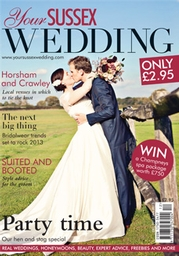 Your Sussex Wedding - Issue 40
