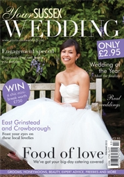 Your Sussex Wedding - Issue 41