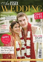 An Essex Wedding - Issue 50