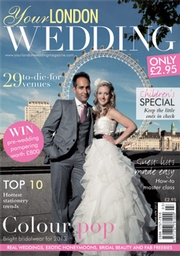 Your London Wedding - Issue 28
