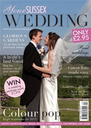 Your Sussex Wedding - Issue 42