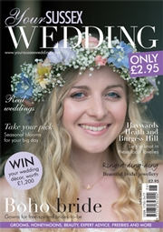 Your Sussex Wedding - Issue 43