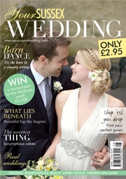 Your Sussex Wedding - Issue 44