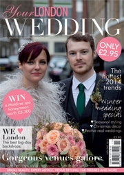 Your London Wedding - Issue 32