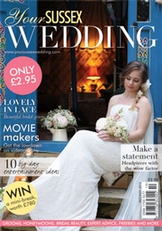 Your Sussex Wedding - Issue 45