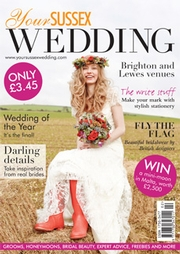 Your Sussex Wedding - Issue 47